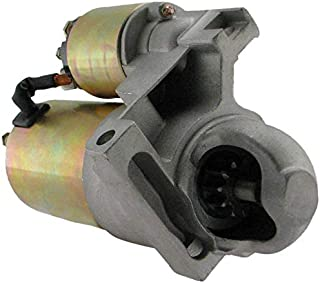 New Premium Marine Starter fits Mercruiser & Volvo Penta 3.0LX SD 4 Cyl 181ci 3.0L Engine 1990, 1991, 1992, 1993, 1994 12 Volt 11 Tooth CW Rotation 3862308 10106 5401M-D 91-01-4553N 91-01-4553 6788N