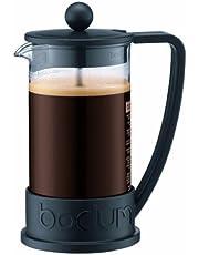 【正規品】 BODUM ボダム BRAZIL フレンチプレスコーヒーメーカー 0.35L BK 10948-01