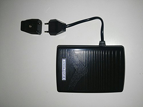 Pedal electronico Universal para maquinas Coser, Alfa, Lervia, Singer, Elna, Jata, COMPROBADO E