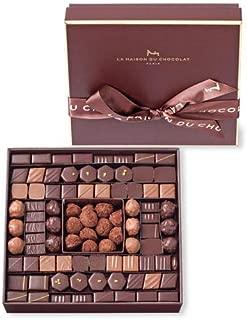 メゾンデュショコラ LA MAISON DU CHOCOLAT ボワット メゾン 695g(約93粒)チョコレート ホワイトデー ギフト