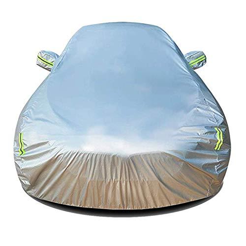 Autoabdeckung Kompatibel mit Chevrolet Bel Air Wagon Auto Persenning Sonnenschutz Regen Staub Frostschutz- Eindickung Isolierung Oxford Cloth Car Cover A Persenning (Color : Silver)