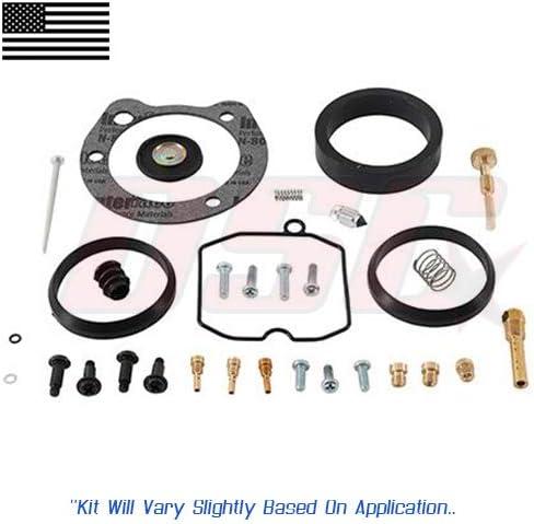 Carburetor Rebuild Kit For Harley 88cc Wide FXWDG 5 Latest item ☆ popular Dyna Davidson