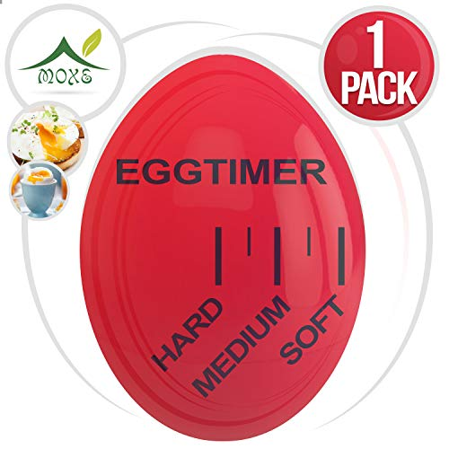 Innovative Color Changing Egg Timer Heat Sensitive