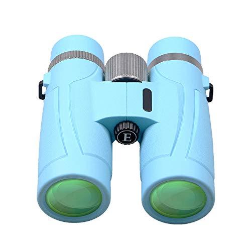 DZSF Jumelles d'optique 8x42 avec Sac de Transport, télescope de Lunette de Camping Grand binoculaire Professionnel HD Grand Angle portatif,C