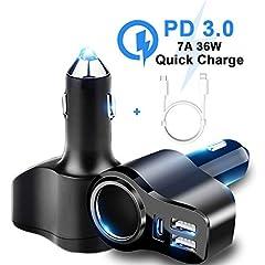 PD 3.0 Auto Ladegerät