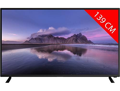 TV LED 4K 139 cm NOV55UHD3100ST