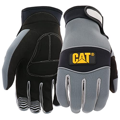 CAT CAT012213J Extra-Large Clarino Water Reistant Gloves, Jumbo