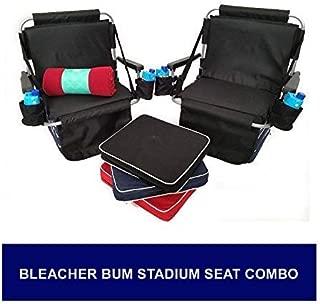 bleacher bum stadium seats