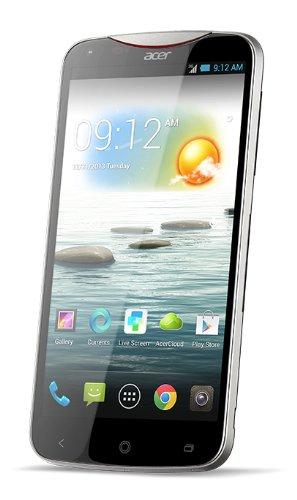 Acer Liquid S2 Smartphone (15,2 cm (6 Zoll) IPS-LCD-Display, 2,2GHz, Quad-Core, 2GB RAM, 13 Megapixel Kamera, Android 4.2) schwarz