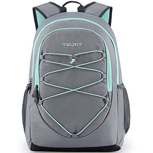 TOURIT Insulated Backpack Cooler 28 Cans Leakproof Lightweight Cooler Backpack...