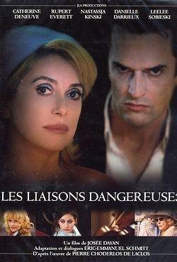 Les Liaisons dangereuses - Coffret 2 DVD