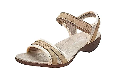 Hush Puppies Womens Athos Ankle Strap Adjustable Sandals