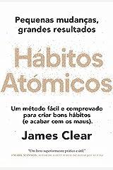 Hábitos Atómicos (Portuguese Edition) Format Kindle