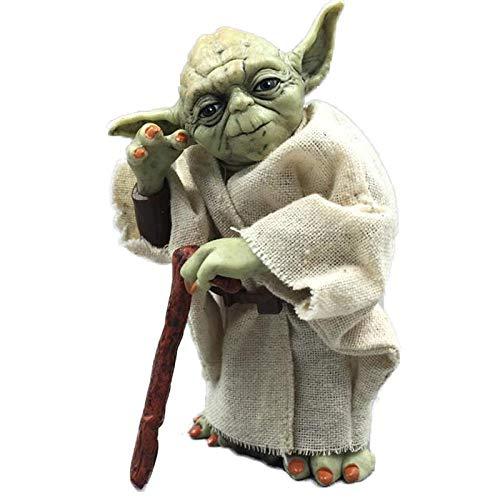 "Baby yoda Plush Toy ""Star Wars""Master Yoda Action Figure Model Movie Posture Anime Collectible Figurine Toys for Children Kids Gift MasterYoda"