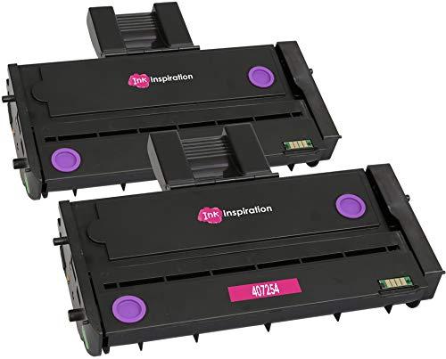 2 Premium Toner kompatibel für Ricoh SP 201N, SP 204SF, SP 204SFN, SP204SFNW, SP 211, SP 211SF, SP 211SU, SP 213SFNw, SP 213SFW, SP 213SUW, SP 213w, SP 214 | 407254 407255 2.600 Seiten