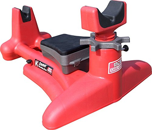 MTM K-Zone Shooting Rest (Red) (2-Pack)