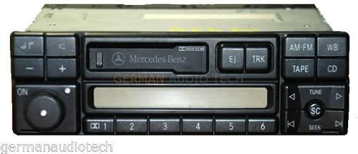 MERCEDES BENZ BE1692 RADIO CASSETTE STEREO 1994 1995 1996 1997 1998 1999 R129 SL320 SL500 W202 C220 C230 C240 C280 C36 W210 E500 E320 E420 E430