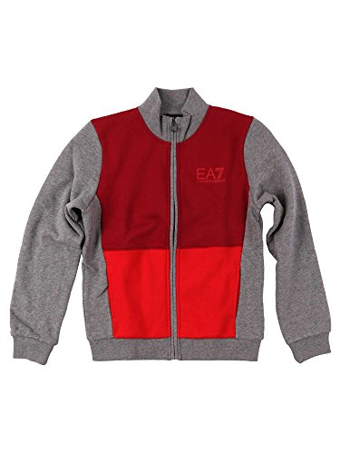 Ea7 emporio armani junior 6XBM52 BJ07Z Sweatshirt Kind Red 10a