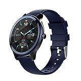 Docooler Smartwatch,Reloj Inteligente G28 BT 5.0 Pulsera Inteligente Rastreador de Ejercicios Monitor de Ritmo cardíaco Monitor de sueño a Prueba de Agua IP68