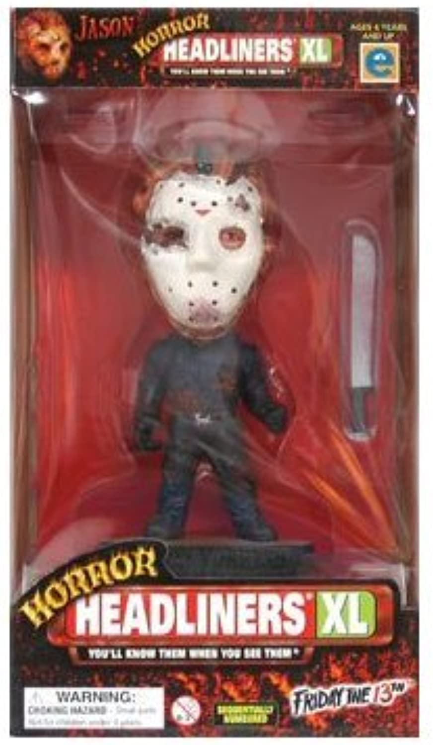 Friday the 13th  Jason  Headliners XL