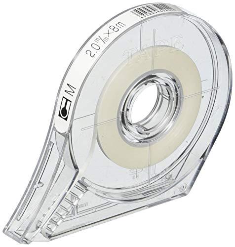 アイシー マットテープ ホワイト 2.0mm