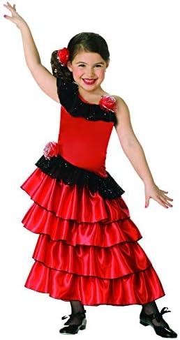 Spanish girl costumes