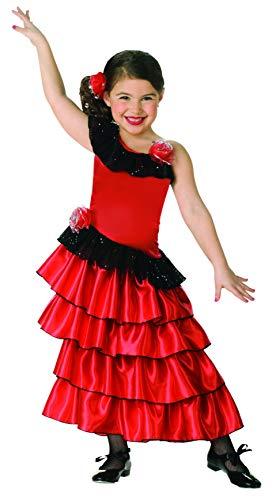 Rubie's 2 883053 S - Spanish Princess Kostüm, Größe S