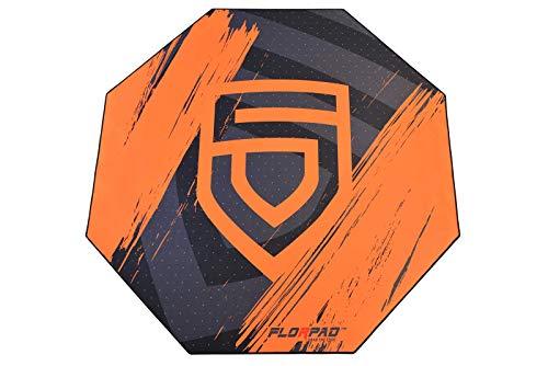 FlorPad Penta Gamer-/Esport-Bodenschutzmatte, weich, Team FM_Penta