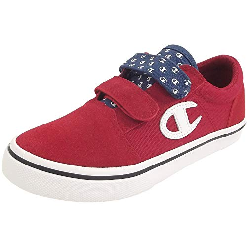 Champion 360 Canvas S31500 Kinder Sneaker, rot (red All Over), Gr. 28