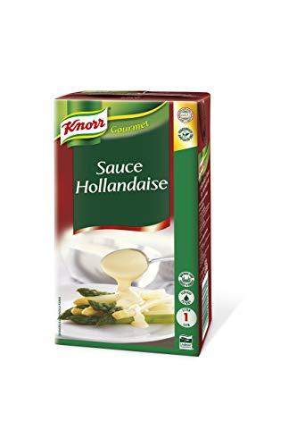 Knorr Gourmet Sauce Hollandaise (feiner Buttergeschmack) (1L)