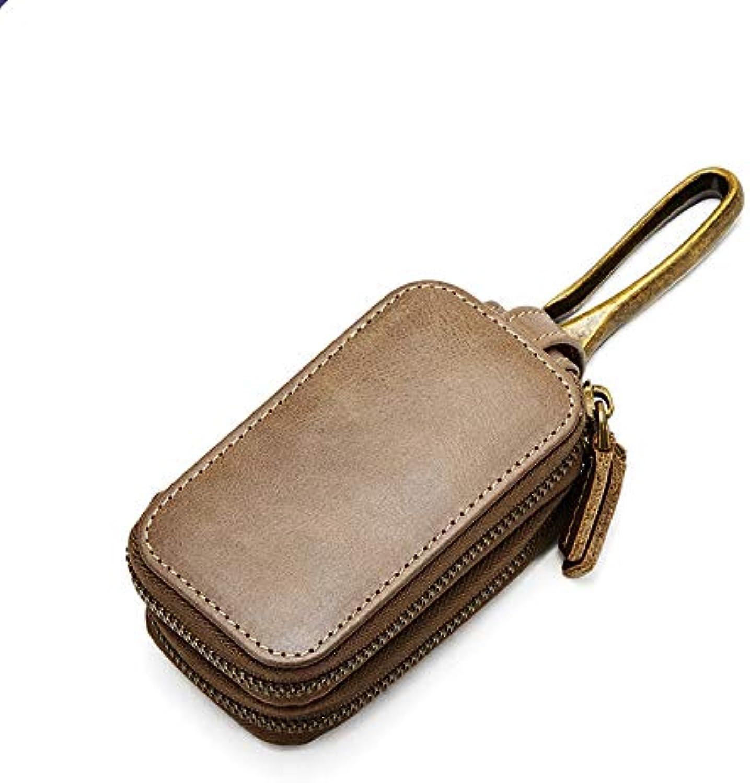Key Car ZGSDYYT Holder Keychain Organizer Wallet Purse Coin