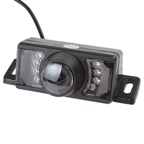 Auto auto telecamera di retromarcia visione notturna a infrarossi colore impermeabile PAL/NTSC telecamera di parcheggio