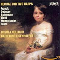 Recital for Two Harps