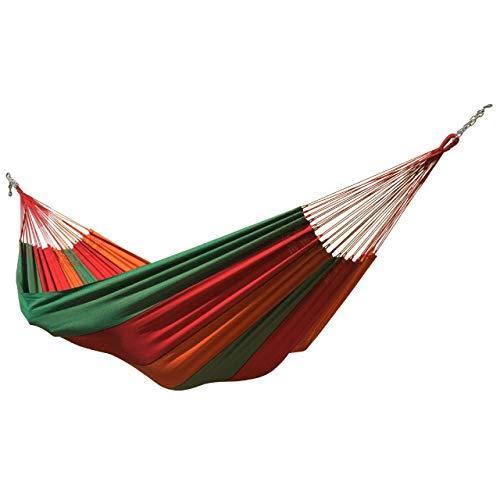 MacaMex Ma de 01080 Hamac, Coton Amérique du Sud Brasil Hamac Comfort Premium Bahia Multicolore 400 x 170 x 150 cm