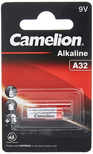 Camelion 11050132 Plus Alkaline Batterie ohne Quecksilber LR32/A/9 Volt, 1er-Pack