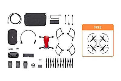 DJI Mavic Air Flymore Combo with a Free Tello Quadcopter
