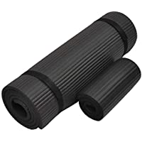 Everyday Essential Thick High Density Anti-Tear Exercise Yoga Mat