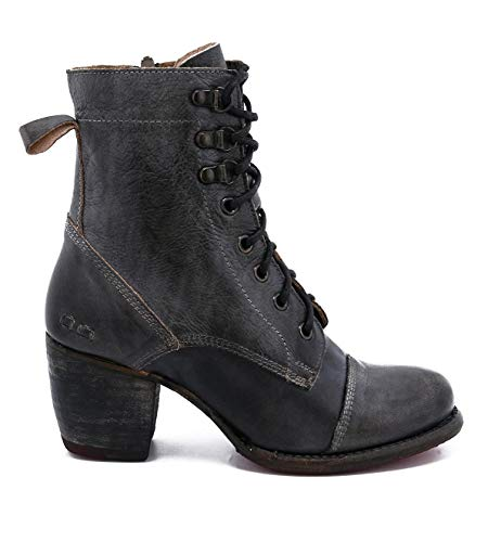 Bed|Stu Women's Judgement Leather Boot (8 M US, Graphito Rustic)