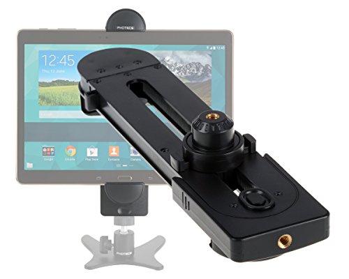 Photecs® Tablet Stativ Adapter Typ3 (optim. Edition V2) mit 2X 1/4