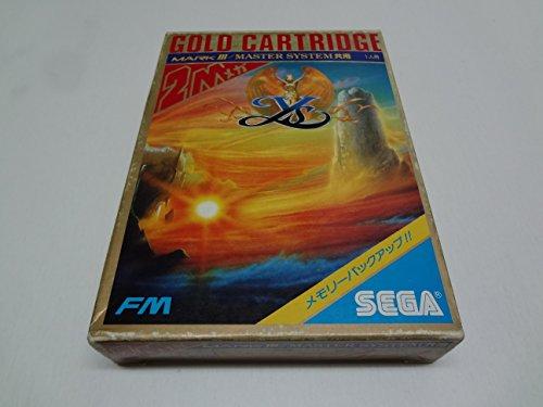イース Ys マスターシステム マーク III  Master System Mark III