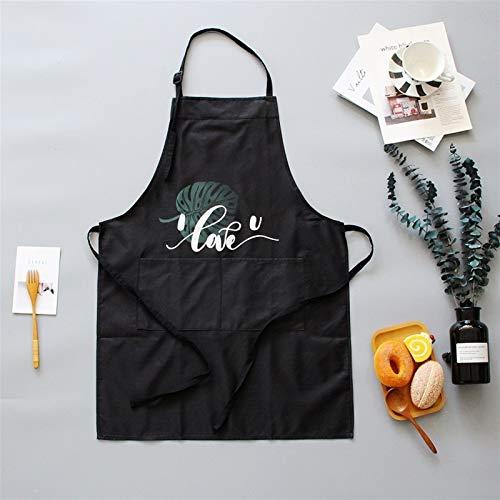 Nueva forma sencilla y delantales impermeables generosas for hombres y mujeres de la hornada delantales del cocinero delantales de los niños Pintura Antifouling Delantales (Color : 3, Size : Kids)