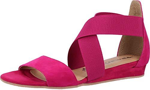 Tamaris 1-28138-22 Damen Sandalen Pink, EU 38