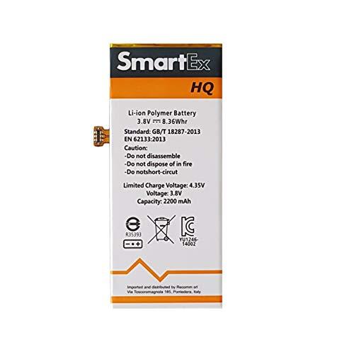Smartex Bateria Compatible con Huawei P8 Lite/Capacidad 2200 mah/Compatible con HB3742A0EZC