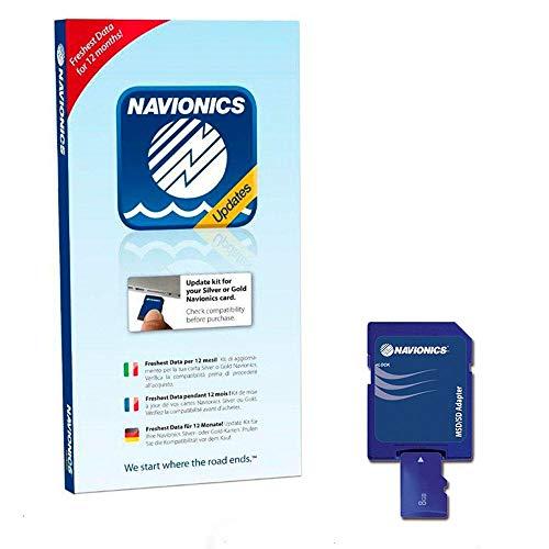 Navionics Updates