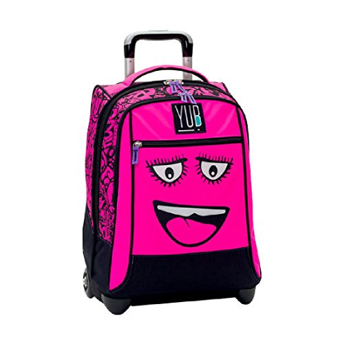 Seven YUB Big Trolley Urban Boy Sac à Dos Scolaire 2016-2017