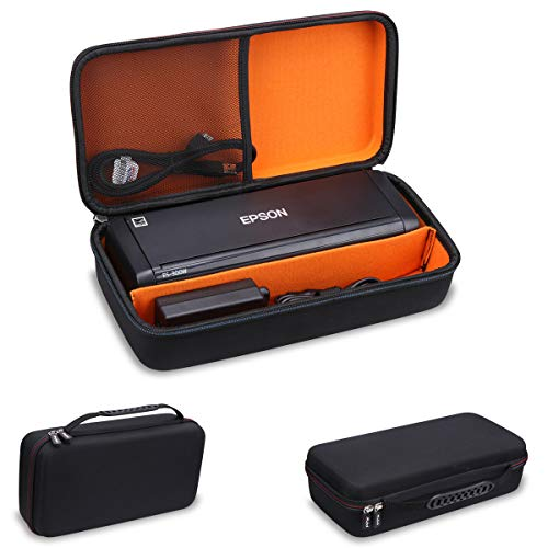 Purchase Mchoi Hard Portable Case Compatible with Epson Workforce ES-300W Wireless Color Portable Do...