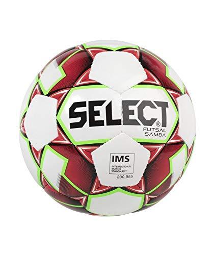 Select Talento Ball, Erwachsene, Unisex, Weiß/Rot, offizielle Größe