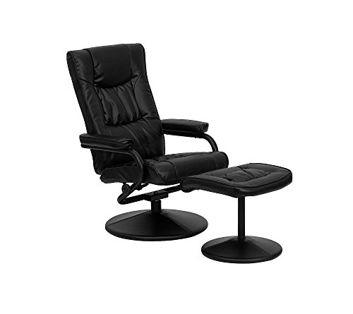 Flash Furniture Love Seats, Black