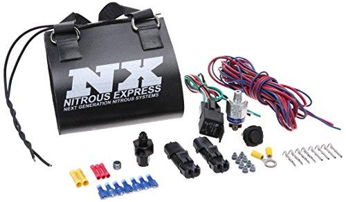Nitrous Express 15940 14 amp 10-15 lb Heavy Duty Fully Automatic Nitrous Bottle Heater