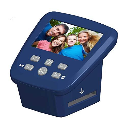 Winait 22MP 35 mm negativer Digital-Filmscanner mit 12,7 cm Farbdisplay